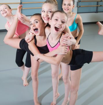 casual dance classes for kids burleigh heads