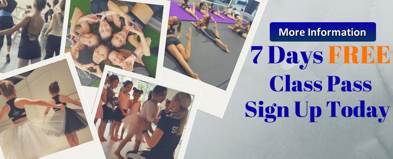 Gold coast Dance School Free Trial